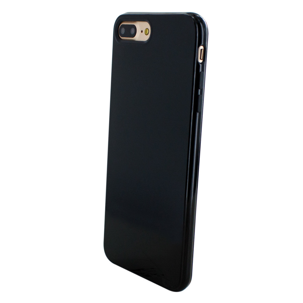 Mobiparts Essential TPU Case Apple iPhone 7 Plus/8 Plus Black